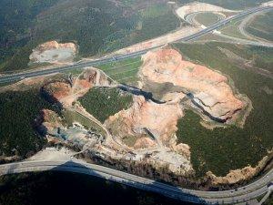 Bursa'ya iki yeni hafriyat sahası