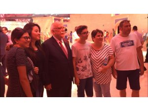 Nabi Avcı, Türk Dünyası Mütevelli Heyeti Toplantısı'na katıldı