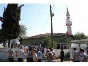 Tren faciasında hayatını kaybeden 2 çocuk babası Ersen Gül defnedildi