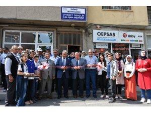 İnönü Müftülüğü Gençlik Merkezi törenle açıldı