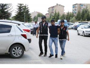 Yozgat'ta uyuşturucu taciri gözaltına alındı