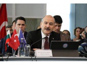 İçişleri Bakanı yeniden Süleyman Soylu oldu.