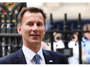 İngiltere'nin yeni Dışişleri Bakanı Jeremy Hunt oldu