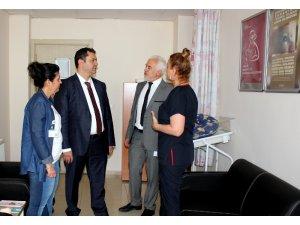 Eskişehir Devlet Hastanesi'nde Anne Sütü Emzirme Danışmanlığı Relaktasyon Merkezi açıldı