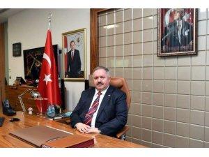 """Başkan Nursaçan: """"Gelişim hamlesinden güçlenerek ve daha da gelişerek hep birlikte çıkacağımıza olan inancımız tamdır"""""""