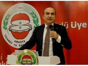 """Başkan Kırlangıç: """"Türkiye'nin hedeflerine daha hızlı ulaşacağına inanıyorum"""""""
