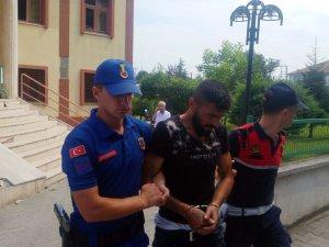 Suriye uyruklu uyuşturucu satıcıları yakalandı