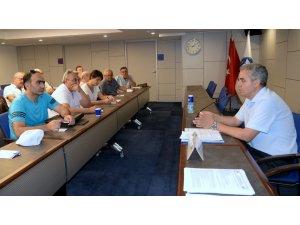 İZTO, İmar Barışı için danışma masası kurdu