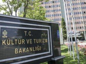 Kültür ve Turizm Bakanlığı görev ve yetkilerinde düzenleme