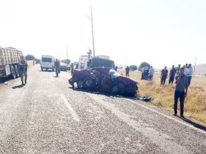 (Düzeltme) Diyarbakır'daki kazada ölü sayısı 4'e yükseldi