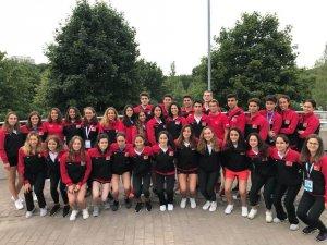 Avrupa Gençler Yüzme Şampiyonası'nda tarihi başarı