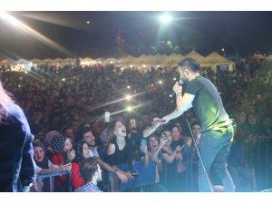 Sapanca El Sanatları Festivali İlyas Yalçıntaş'ın konseriyle sona erdi