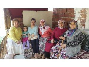 Vali Büyükakın'ın eşi Figen Büyükakın şehit ailelerini ziyaret etti
