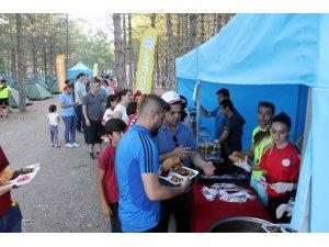 SPOR A.Ş. vatandaşı doğa kamplarına davet ediyor