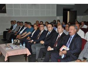 Kars'ta 7143 Sayılı Kanun hakkında bilgilendirme toplantısı düzenlendi
