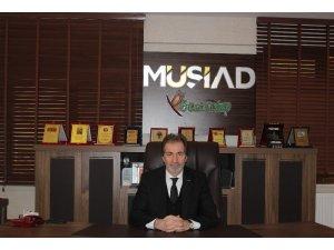 MÜSİAD Başkanı Çelenk'ten yeni kabine değerlendirmesi