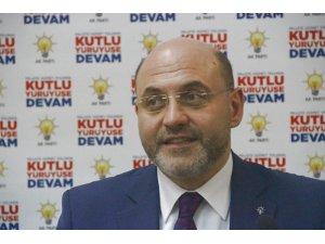 Başkan Ali Çetinbaş'tan tebrik mesajı