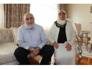 """Adalet Bakanı Gül'e annesinden, """"O hep başkandı"""" övgüsü"""