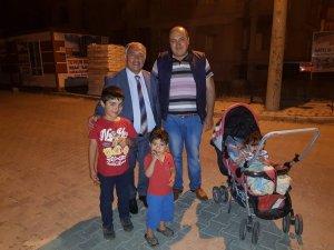 Niğde Belediye Başkanı Özkan her zaman vatandaşı dinliyor
