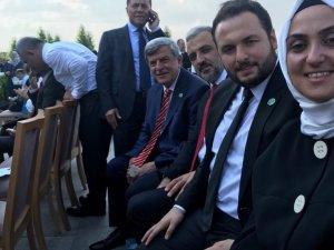 Başkan Karaosmanoğlu: ''Cumhuriyetimiz için yeni bir dönem''
