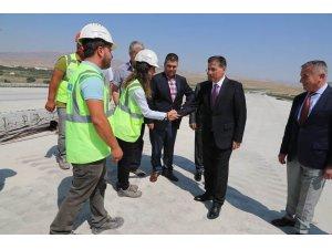 Yenikent-Temelli yolu 2019'da açılacak