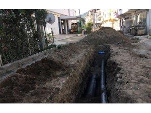Kumbaşı Mahallesi sakinleri içme suyuna kavuştu