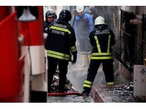 Samsun'da Haziran ayı içinde meydana gelen 193 yangın olayında 5 kişi hayatını kaybetti