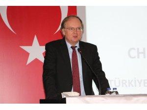 """Berger: """"Türkiye ile AB arasında demiryollarının inşası ve güvenliğinin artırılmasına yönelik devam ettirdiğimiz ciddi anlamda çalışmalar var"""""""