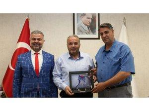 KBÜ Rektör Yardımcısı Prof.Dr. Ali Güneş görevini devretti