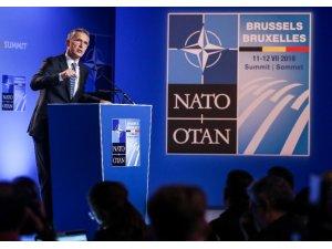 """NATO Genel Sekreteri Stoltenberg:""""NATO tüm anlaşmazlıkların üstesinden tekrar tekrar geldi"""""""