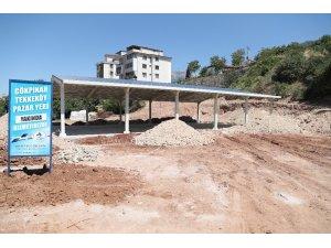 Pamukkale Belediyesi vatandaşların pazaryeri talebini yerine getirdi