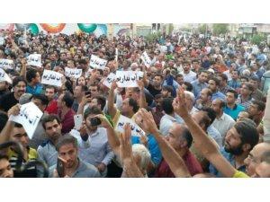 İran'da su krizi