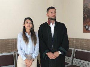 Genç kadını darp eden taksiciye hapis cezası