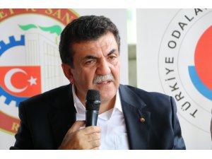 """RTSO Başkanı Karamehmetoğlu: """"Samsun-Sarp demiryolunu konuşmaya ve gündeme tutmaya devam edeceğiz"""""""