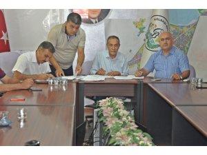 Gölbaşı Belediyesi Hizmet-İş ile toplu sözleşme imzaladı
