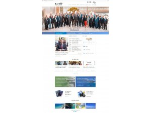 Kuşadası Ticaret Odası'nın yeni web sitesi yayına girdi
