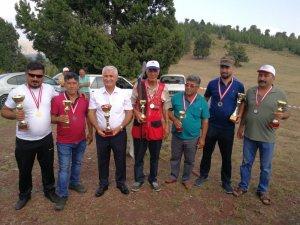 Erdemli'de atıcılık ve avcılık şenliği düzenlendi