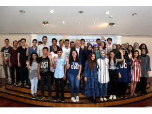Simurg'lu gençler Balkan turunda 4 ülkeyi gezecek
