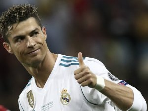 Cristiano Ronaldo Juventus'ta