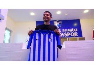 BB Erzurumspor Arsen Khubulov'u kadrosuna kattı