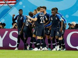 Fransa Dünya Kupası'nda finalde