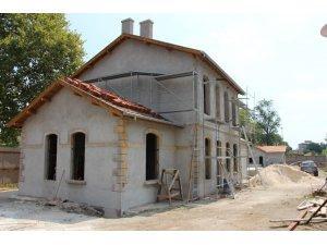 Tekkeköy'ün tarihi bu müzede canlanacak