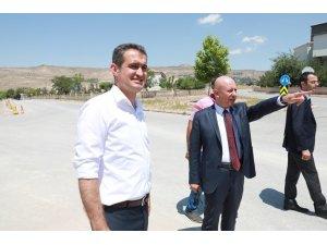 """Başkan Çolakbayrakdar:  """"Vatandaşımız için daha konforlu yollar yapıyoruz"""""""