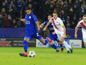 Mahrez Manchester City'de