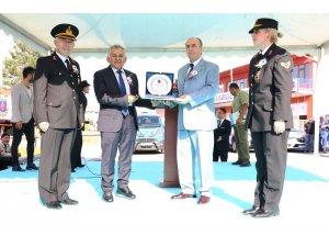 Gesi Jandarma Karakol Komutanlığı açıldı