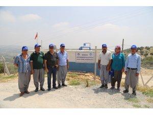 MESKİ'nin Tarsus'taki yatırımları sürüyor