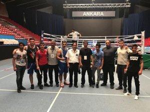 Erzurum ringde zaferden zafere koşuyor