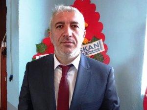 Hisarcık'ta 18 köye 24 bin 800 metrekare kilitli parke taşı