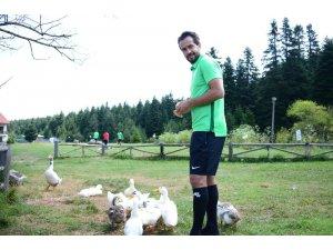 """Konyasporlu Ali Turan: """"Geçen sene kötü bir tecrübe kazandık"""""""