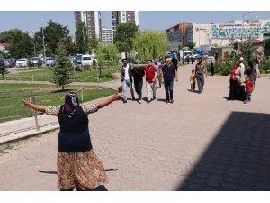 Sivas'ta soygun zanlıları adliyede